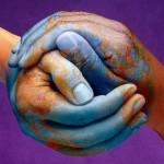 Frieden wird nur durch friedvolles Handeln erreicht
