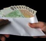 Irgendwer verteilt sein Geld in Braunschweig