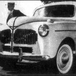 Henry Ford`s Hanf-Auto zeigte schon 1941 den Weg
