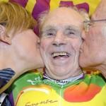 Radsport: Neuer Stundenrekord der über 100-Jährigen