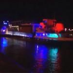 Ehemaliges Frachtschiff wurde zur besten Bar der Welt auserkoren