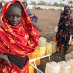In der Erde Afrikas lagern gigantische Grundwassermengen