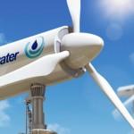 Wunder-Windrad verwandelt Wind in Wasser