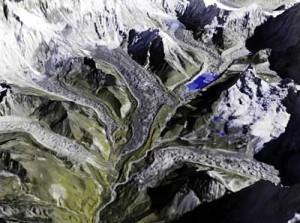 umwelt  Die Gletscher im Himalaya schmelzen langsamer als befürchtet himalaya gletscher 300x223