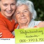 Kostenlose Pflegehotline