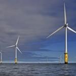 Windkraft überrundet Atomkraft