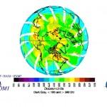 Ozonloch über Arktis ist wieder verschwunden