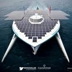 Größtes Solarschiff nach Weltumrundung am Ziel
