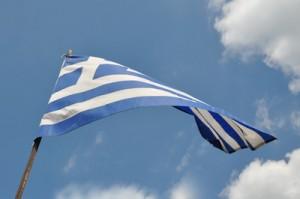 Griechenland Energiesparer, griechische Fahne, Griechen, co2online