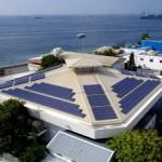 Malediven setzen auf Solarenergie