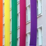 Regenbogen-Mehrgenerationen-Haus