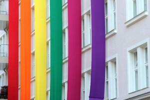 Wohnheim für Lesben und Schwule in Berlin, Regenbogen