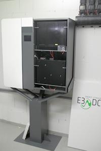 Speichersystem, Lithium-Ionen-Batteriesystemen, SANYO Component SES, Panasonic