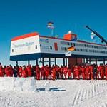 Abkühlungstrend in der Antarktis