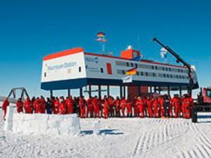 neumayer station 3, antarktis, Georg von Neumayer