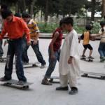Afghanistan: Skaten in den Straßen von Kabul