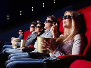 3D-Kino, Mann durch 3D-Film geheilt, Mann kann wieder dreidimensional sehen