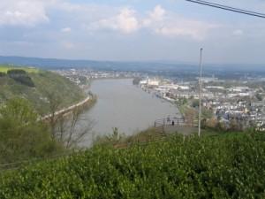 Andernach am Rhein, Gaerten zum selber bedienen, pfluecken erlaubt