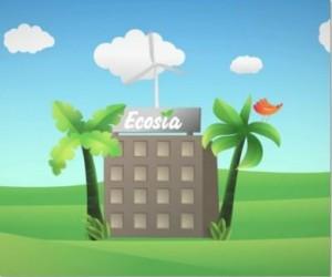 Ecosia, die gruene Suchmaschine