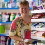 Ehemalige Schlecker-Mitarbeiterin eröffnet eigene Drogerie