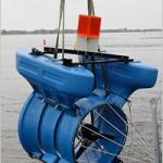 Klein-Wasserkraftwerke schöpfen Strom aus der Strömung