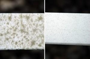 Material reinigt sich im Sonnenlicht selbst