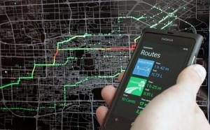 NAVI-App Greenway