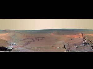 Panoramabild Mars, Panoramafoto Mars, Panoramaphoto Mars