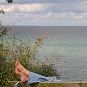 Ruhe-Pause, Entspannung, Seele baumeln lassen, Natur