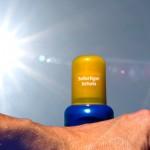 Preisgünstiger Sonnenschutz tut's auch