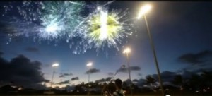 homemade fireworks - great balls in fire by Devin Graham