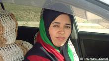 Angela Sharifi - eine Frau am Steuer in Afghanistan