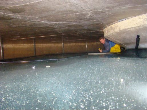 In Dusseldorf Entsteht Grosste Eisspeicher Heizung Der Welt Gute