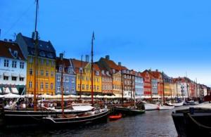 Hafen Nyhavn, Kopenhagen, gruene Stadt, European Green Capital Award 2014