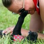 Depressionen - durch Hunde heilbar
