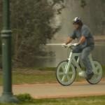 Günstige Alternative – ein Fahrrad aus Pappe