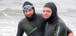 Philippe Croizon und Arnaud Chassery, Mann ohne Gliedmassen