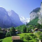Ein kleines Loblied auf die Schweiz