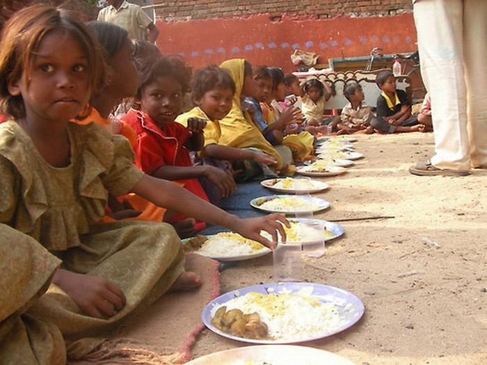 Ein Mann, eine Erkenntnis, eine Suppenküche in Indien | Gute Nachrichten