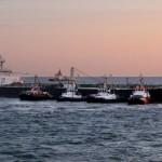 Keine Umweltkatastrophe trotz gestrandetem Öltanker