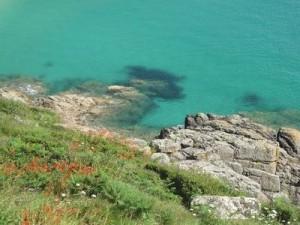 An der Kueste Cornwalls
