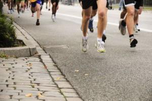 Bewegung ist die beste Medizin, Laufen
