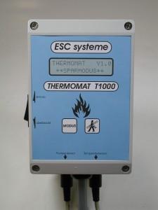 ESC systeme, Thermomat