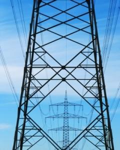 Stromnetz, virtuelle Kraftwerke, Strommasten
