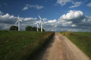 Windkraft kann Weltenergiebedarf decken