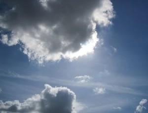 Wolken, Ozonschicht