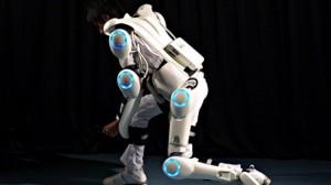 cyberdyne - Roboteranzug für Querschnittgelähmte