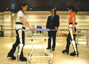 cyberdyne - Roboteranzug für Querschnittgelähmte2