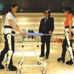 Neuer Roboteranzug für Querschnittgelähmte