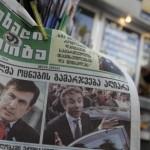 Chance auf Demokratie in Georgien